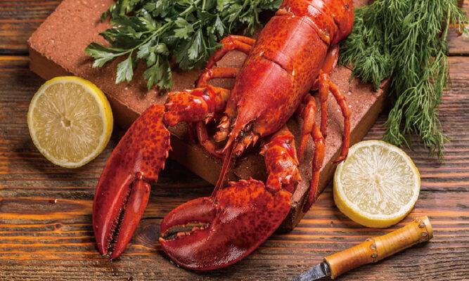 波士頓水煮龍蝦(2人份)